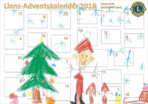 Lions-Club Jerichower Land Adventskalender 2018
